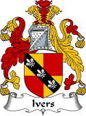 Irish Coat of Arms for Ivers