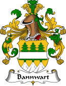 German Coat of Arms for Bannwart