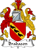 Irish Coat of Arms for Brabazon