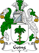 Irish Coat of Arms for Going or MacGowan