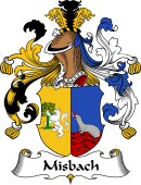German Coat of Arms for Misbach