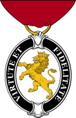 Golden Lion-Badge (Hesse)