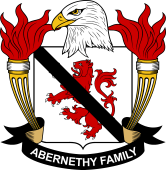 American Coat of Arms for Abernethy