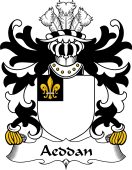 Welsh Coat of Arms for Aeddan (AP SEYSSYLLT)