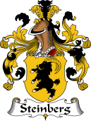 German Wappen Coat of Arms for Steinberg