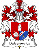 Polish Coat of Arms for Balcerowicz