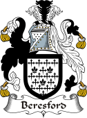 Irish Coat of Arms for Beresford
