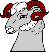 Ram Head Couped