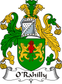 Irish Coat of Arms for O'Rahilly