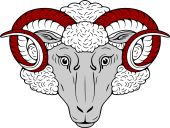 Ram Head Cabossed