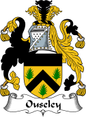 Irish Coat of Arms for Ouseley