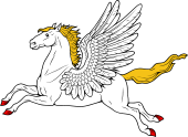 Pegasus Courant or Volant