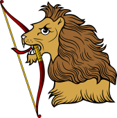 Lion HEH-Bow