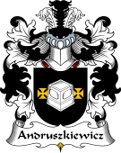 Polish Coat of Arms for Andruszkiewicz