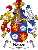 German Coat of Arms for Nessen