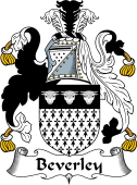 English Coat of Arms for Beverley
