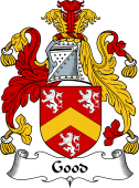 English Coat of Arms for Good