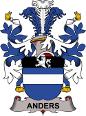 Danish Coat of Arms for Anders