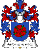 Polish Coat of Arms for Andrychewicz