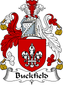 English Coat of Arms for Buckfield