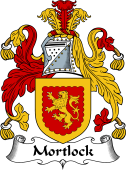 English Coat of Arms for Mortlock