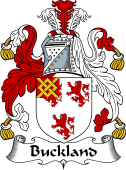 English Coat of Arms for Buckland