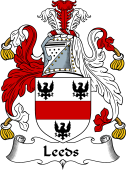 English Coat of Arms for Leeds