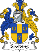 English Coat of Arms for Spalding