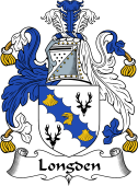 English Coat of Arms for Longden