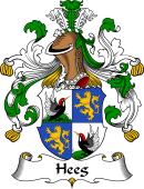 German Coat of Arms for Heeg