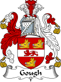 English Coat of Arms for Gough