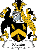 English Coat of Arms for Meade