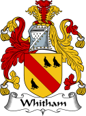 English Coat of Arms for Whitham
