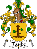 German Wappen Coat of Arms for Taube