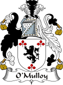 Irish Coat of Arms for O'Mulloy or Molloy