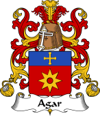 Coat of Arms from France for Agar