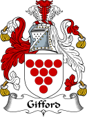 Irish Coat of Arms for Gifford