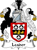 Irish Coat of Arms for Leader
