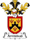 Coat of Arms from Scotland for Armistead