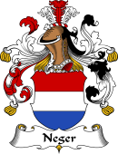 German Coat of Arms for Neger
