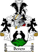 Dutch Coat of Arms for Bevers