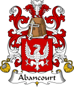 Coat of Arms from France for Abancourt