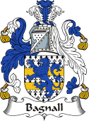 Irish Coat of Arms for Bagnall