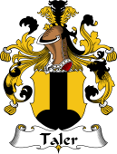 German Wappen Coat of Arms for Taler