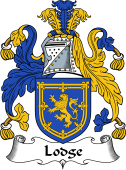 English Coat of Arms for Lodge