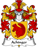 Polish Coat of Arms for Achinger