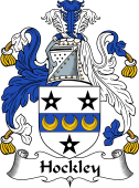 English Coat of Arms for Hockley