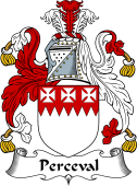 Irish Coat of Arms for Perceval