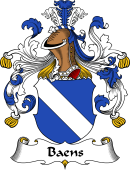 German Coat of Arms for Baens