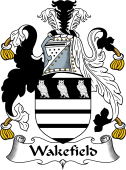 English Coat of Arms for Wakefield